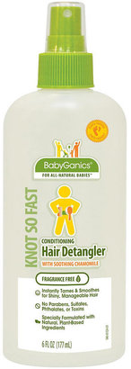 BabyGanics Knot So Fast Hair Detangler - 8oz