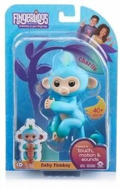 Fingerlings Charlie Monkey Toy
