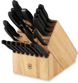 Swiss Army Victorinox Classic 22-Piece Knife Block Set