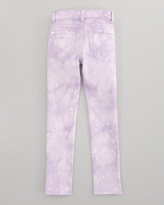 7 For All Mankind The Skinny Lavendula Jeans, Sizes 4-6X