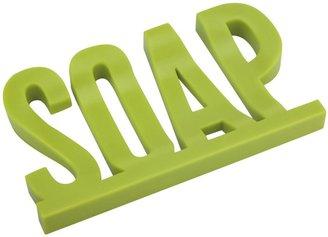 Umbra SOAP Soap Dish, Avocado
