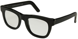 Super Ciccio (Black/Clear Lens) - Eyewear