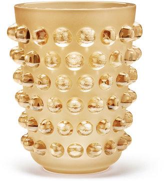 Lalique XXL Mossi Vase