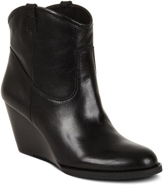 Bandolino Shoes, Master Wedge Booties