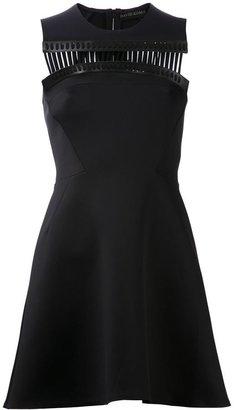 David Koma cut out dress