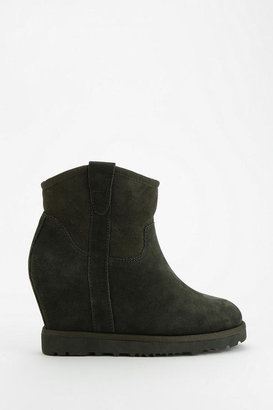 Urban Outfitters Ash Yahoo Hidden Wedge Ankle Boot