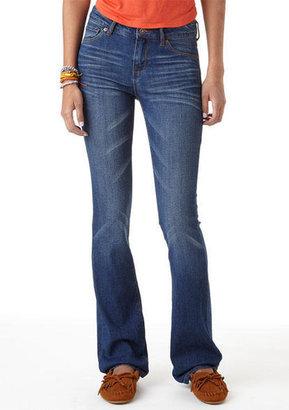 Delia's Jenna Slim-Fit Boot-Cut Jean Desert Indigo