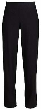 Eileen Fisher Women's System Stretch Straight-Leg Pants