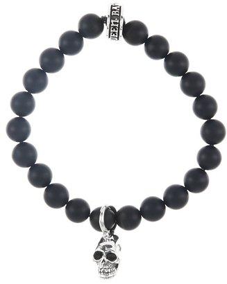 King Baby Studio - Onyx Bead Bracelet Bracelet $190 thestylecure.com