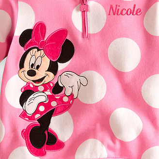 Disney Minnie Mouse Ear Hoodie for Girls - Personalized