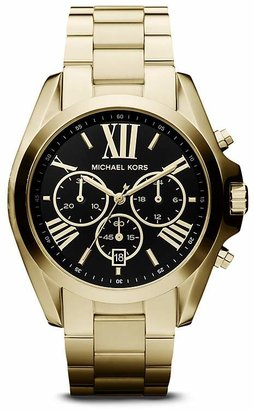 Michael Kors Bradshaw Watch, 43mm $250 thestylecure.com