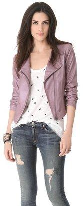 Veda Dali Leather Jacket