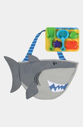 Stephen Joseph 'Shark' Beach Tote & Toys