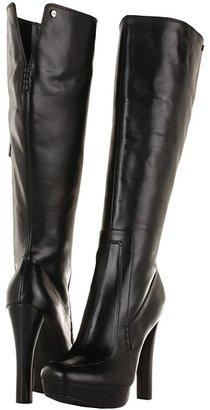 Calvin Klein Britton Calf (Black) - Footwear