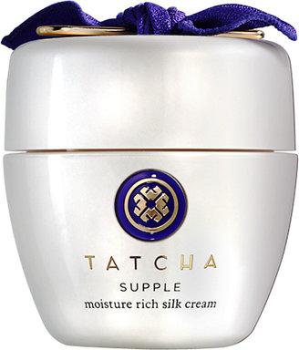 Tatcha Women's Supple: Moisture Rich Silk Cream $150 thestylecure.com
