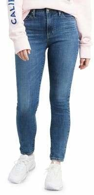 Levi's 721 High-Rise Skinny Jeans TGIF