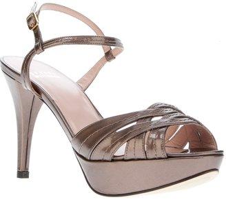 Stuart Weitzman 'Buffle' sandal