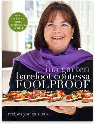 Williams-Sonoma Barefoot Contessa Foolproof Cookbook by Ina Garten