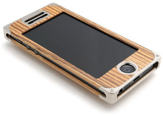 EXOvault EXO16 iPhone 5 Nickel Zebra