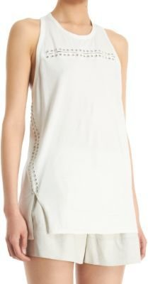 3.1 Phillip Lim Safety Pin Detailed Tank