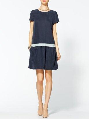Pim + Larkin Gatsby Dropwaist Dress