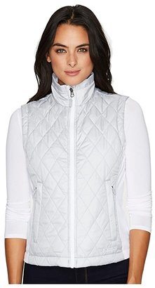 Marmot Kitzbuhel Vest (Bright Steel/White) Women's Vest