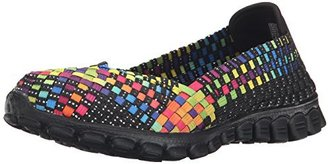 Skechers Sport Women's EZ Flex Yes Please Fashion Sneaker $60 thestylecure.com