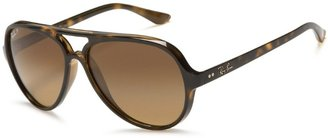 Ray-Ban RB4125P Cats 5000 Sunglasses