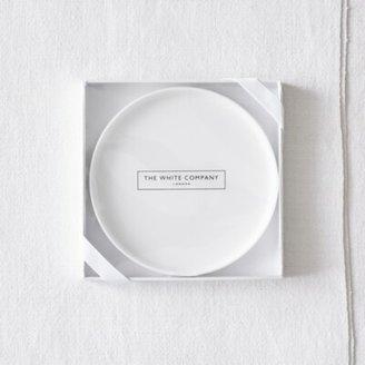 The White Company Ceramic Medium Botanical Plate , No Colour, One Size