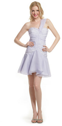 Christian Siriano Lavender Lux Dress