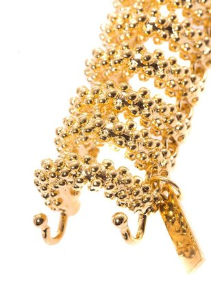 Balenciaga Bubble chain bracelet