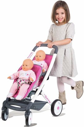 Maxi-Cosi Smoby Quinny Twin Dolls Pushchair