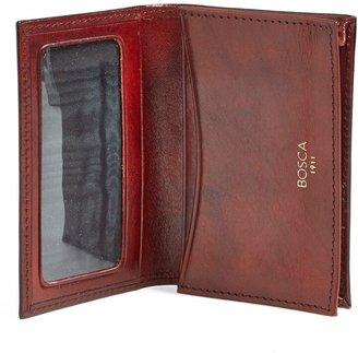 Bosca Old Leather Gusset Wallet