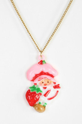 Urban Outfitters Urban Renewal Strawberry Shortcake Necklace