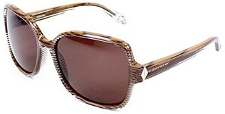 Givenchy Women's SGV873-6WP Square Sunglasses