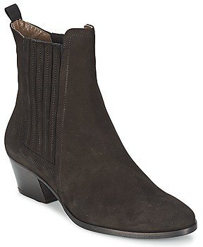 Elia B WELL HEELED women's Low Ankle Boots in Black