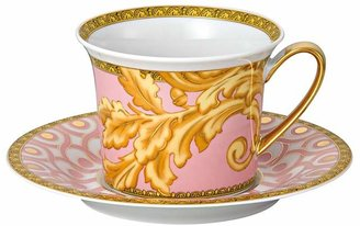 Rosenthal Meets Versace Versace By Byzantine Dreams Low Saucer