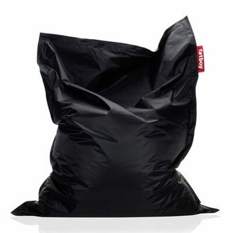 Fatboy Large Bean Bag Chair & Lounger Fabric: Black