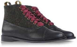 F-Troupe Ankle boots