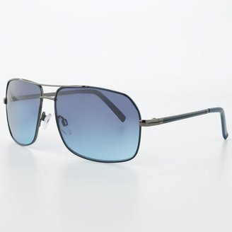 UNIONBAY Square Aviator Sunglasses