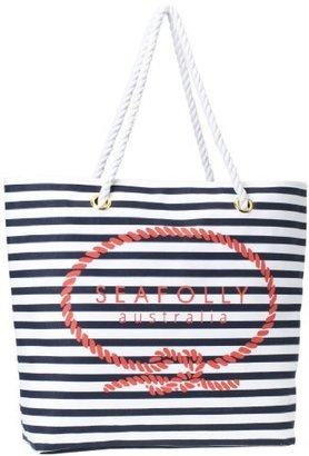 Seafolly Women's Stripe Tote Bag