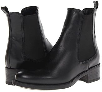 La Canadienne Sara (Black Leather) Women's Boots