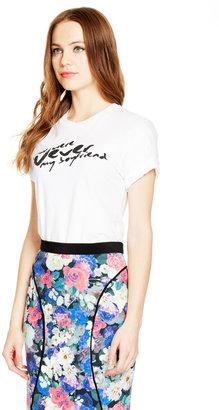 Rebecca Minkoff Never BF T-Shirt