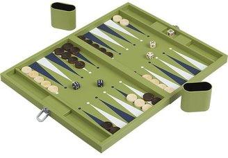 Crate & Barrel Backgammon Set