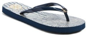 Women's Tory Burch Thin Flip Flop $48 thestylecure.com
