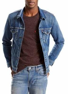 Levi's Hype Denim Trucker Jacket