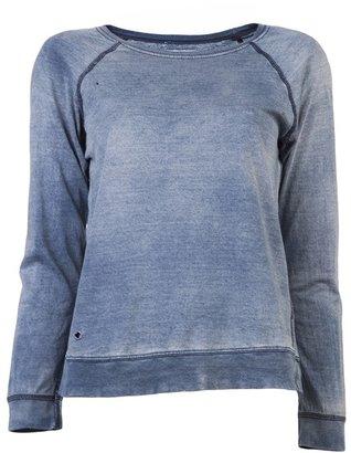 Current/Elliott Letterman Sweater