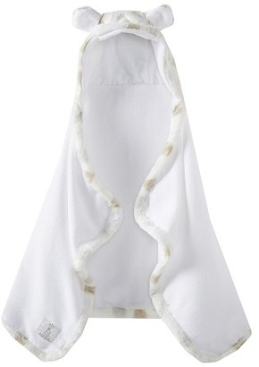 Little Giraffe Luxe Dot Towel with Ears