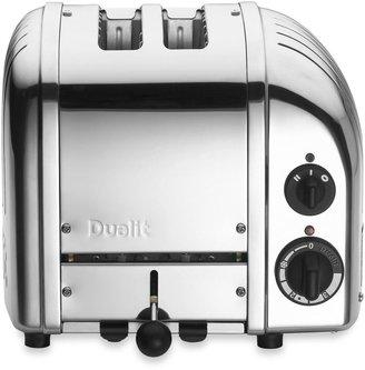 Dualit 2-Slice Chrome Toaster