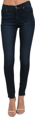 James Jeans High Class Skinny Twiggy in Carbonite